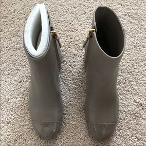 New Tory Burch Booties Size 6.5